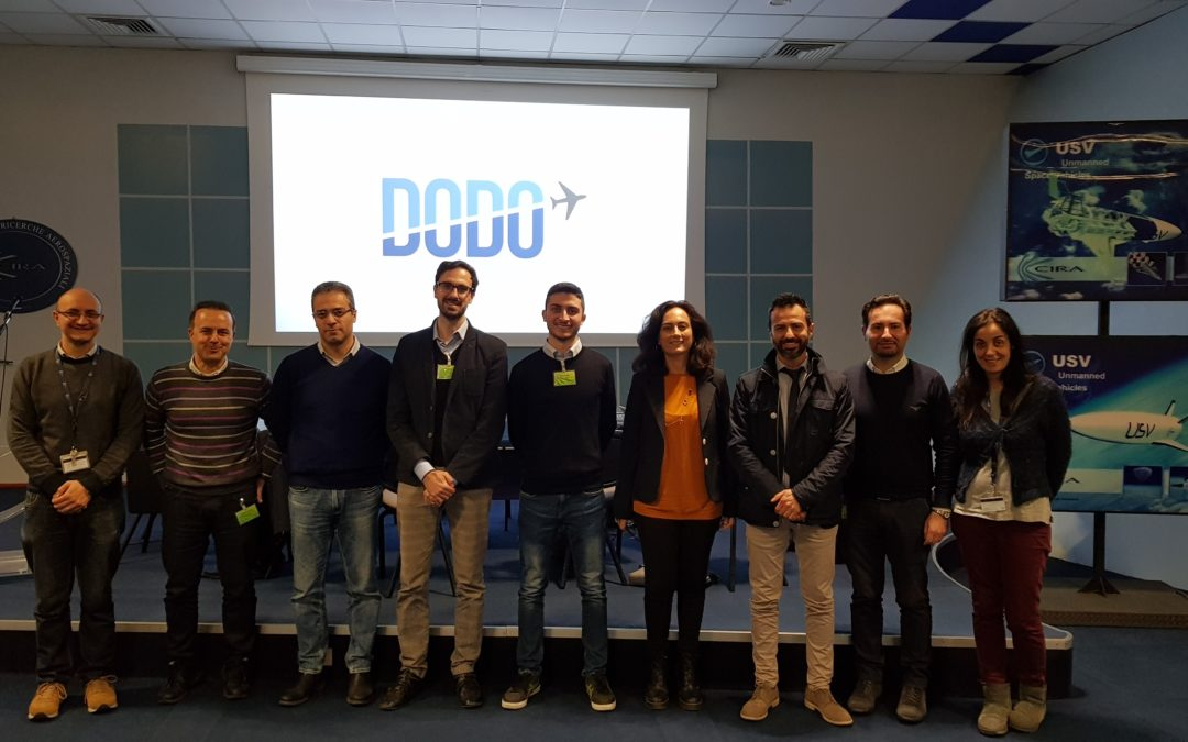 DoDo Progress Meeting in Capua